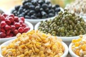 selected pulses price fall