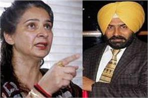 navjot kaur sidhu and pargat singh join congress