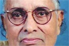 madhya pradesh  former cm sunder lal patwa passes away
