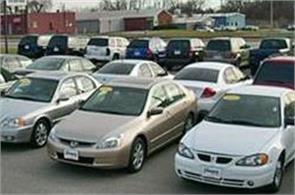 used car sales market grew by 16