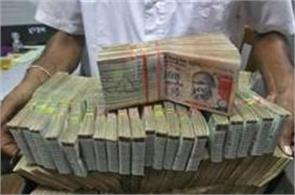 4313 crore rupees grabbed in 1061 raids by income tax department