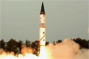 ballistic missile agni v successfully tested  now next is agni vi