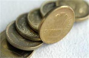 rupee gain 6 paise