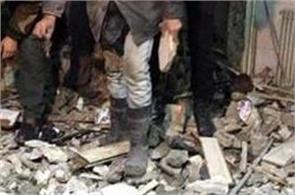9 year old girl suicide bomber blows herself up in  police station