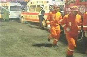 china coal mine blast 59 people killed