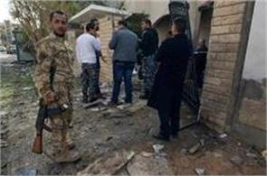 libya  7 killed in suicide bombing