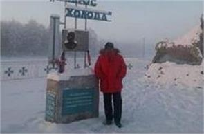 first indian girl  to drive in siberia in 59 c