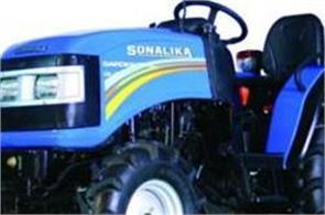 tractor manufacturer  sonalika