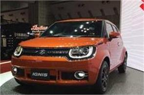 maruti ignis premium hatchback will launch in january