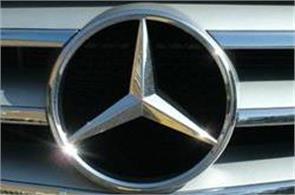 mercedes lowers sales target after currency ban