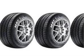 industrialist  mrf tyres