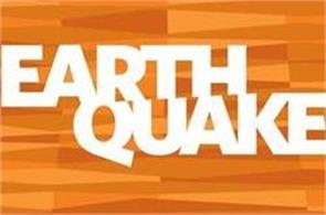 earthquake in bhaderwah and doda