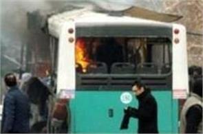 turkey bombing kurdish group pkk behind bus attack  president erdogan says