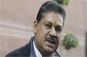 suspended bjp mp kirti azad
