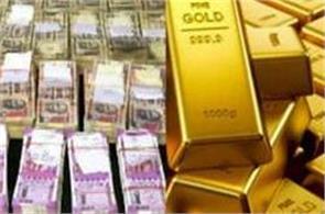 noida  rs 2 60 crore in cash  95 kg gold seized