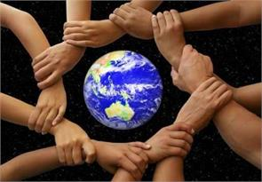 we are all suffering from the world we are members