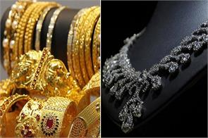 tariff value of gold rose and silver plummeted