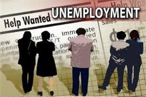 expanding network of unemployment in the country