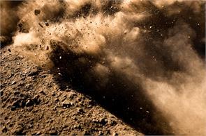 land mine blast in jharkhand