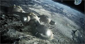 on the moon by 2030 is just village