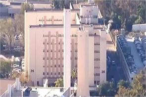 san diego military gunmen entered the hospital