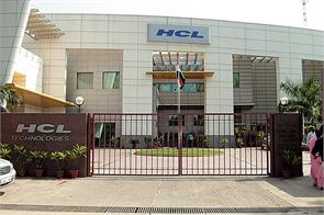 hcl tech net profit of rs 1920 crore in the second quarter partly