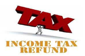 good news now would be within 6 months tax refunds