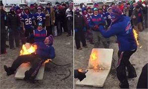 new york usa buffalo bills football fan