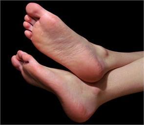 smudrashastr foot soles