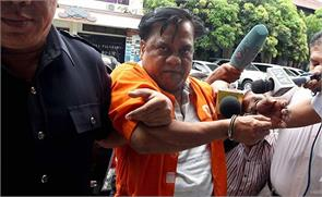 cbi questioned allowing the chhota rajan