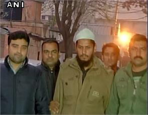 qaeda terrorist arrested from mewat