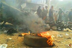 what is the real story the violence in malda