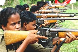 between the government and the maoists fierce languishing in chhattisgarh s children