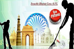 clean india cess sez units developers will refund