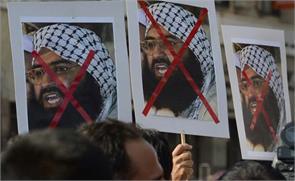 indians demands from un masood azhar to ban list