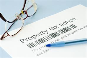 preparation of property tax survey in panchkula complete