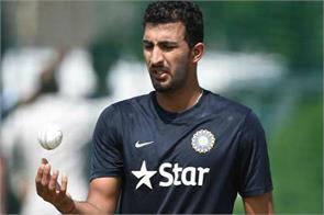 cricketer rishi dhawan india batting