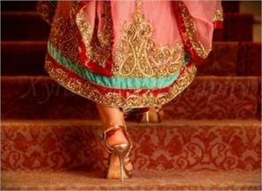 wedding girls move