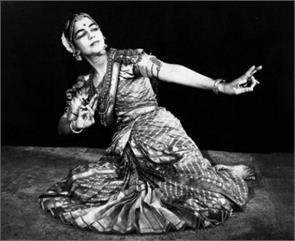 indian dancer rukmini devi