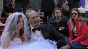 65 year old man marries 12 year old girl