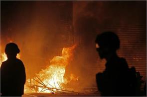 hong kong violence plotting radical separatists