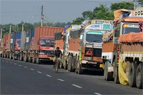 open key border point indias truck arrived nepal