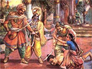 mahabharata lord krishna