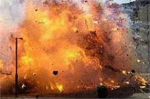 suicide bomb attack in afghanistan three killed