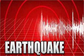 uttarakhand tremors in parts of chamoli district
