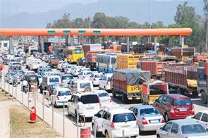 mps now tax the country without passing through the toll will plazas
