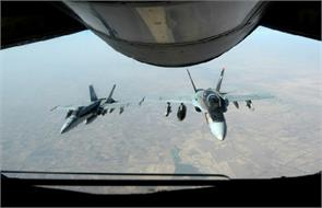 us air strikes target is chemical weapons facilities