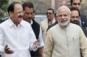 modi is the gift of god and the messiah of the poor venkaiah naidu