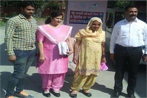 haryana spouse death girl narendra modi