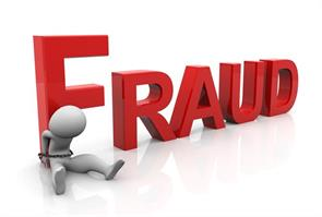fraud check bounce 95 46 lakh